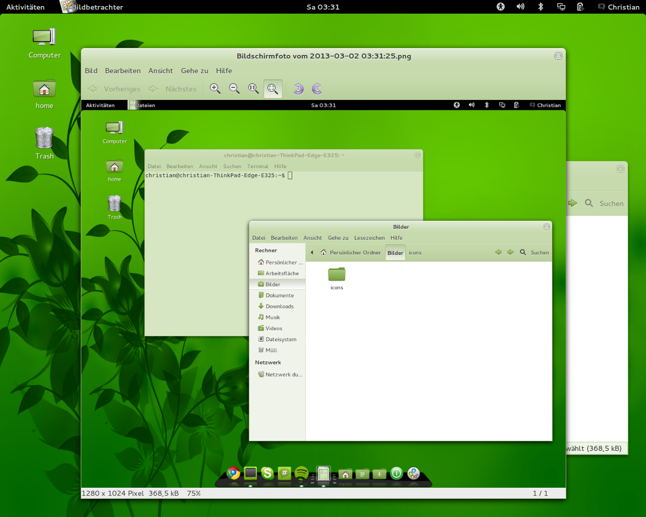 Green Linux